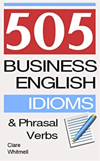 business idioms list