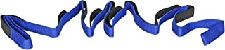 RangeMaster RM-SS Stretch Strap Stretching Aid and Patient Guide, Nylon Webbing Design, (Blue)