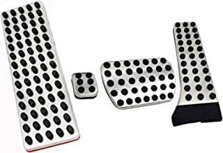 Non Slip Stainless steel Car Gas Brake Accelerator Pedal, For Mercedes Benz C E S GLC CLS Class W205 C205 W212 W213 W222 X253