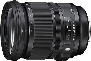 Sigma 24-105mm F4.0 Art DG OS HSM Lens for Nikon (Renewed)