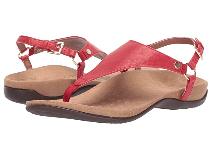 VIONIC  Kirra (Cherry) Womens Sandals