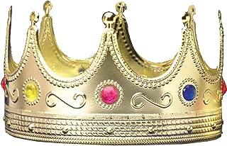 Forum Novelties Men's Novelty King Crown
