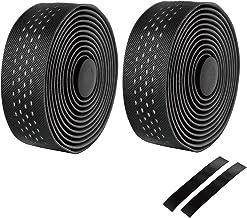GX-BARA GORIX Bar Tape Handlebar Grip Wrap+2 Bar Plug Rose Pattern Road Mountain Bicycle Cycling