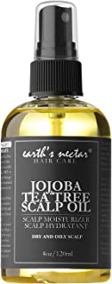 Earth's Nectar Jojoba & Tea Tree Scalp Oil
