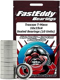 Traxxas T-Maxx 10x15x4 Sealed Bearings (10 Units)