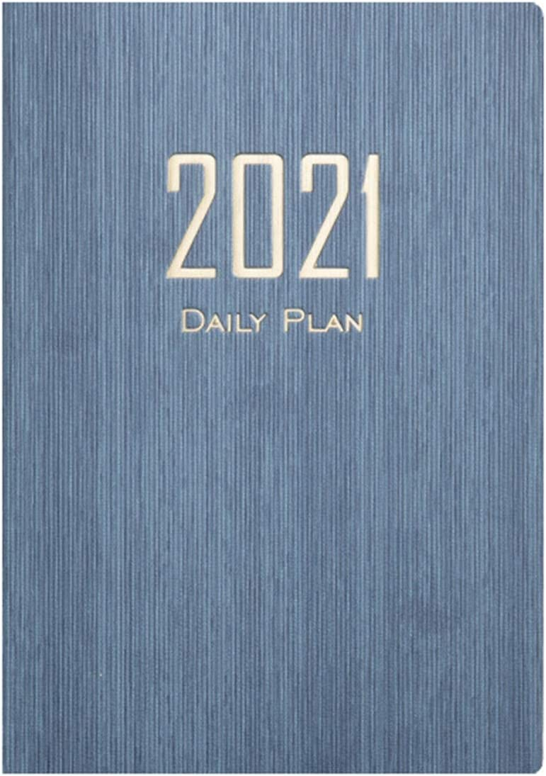 Day Planner Undated with Leather favorite High Performance Hardcover Bargain sale Prof