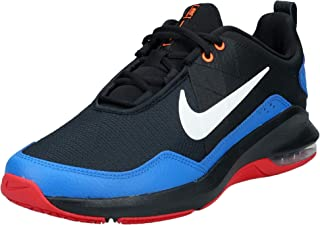 Nike Air Max Alpha Trainer 2 Men's Fitness & Cross Training, Black (Black/Pale Ivory-Soar-Total Orange)