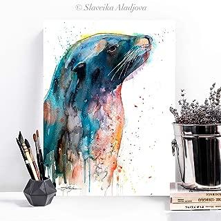 Best lion watercolour painting Reviews