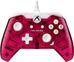 PDP Rock Candy Wired Controller for Xbox One - Cranblast, 048-142-NA-MA - Xbox One
