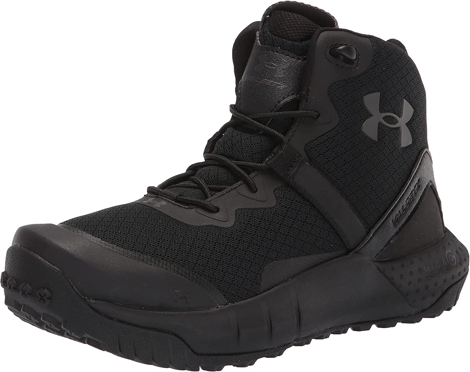 Under Armour Men's Micro G Valsetz Zip Cheap bargain Tactical Military Sale price Mid and