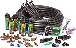 Rain Bird 32ETI Easy to Install In-Ground Automatic Sprinkler System Kit (Renewed)