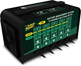 Battery Tender 5-Bank 6V/12V, 4A Selectable Battery Charger