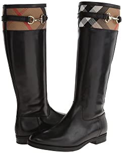 Burberry, Boots, Riding Boots, Women | Shipped Free at Zappos
