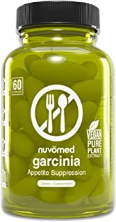 Garcinia Cambogia – Extra Strength 5,000mg Pure Plant Extract to Boost Metabolism, Curb Appetite, Faster Weight Loss