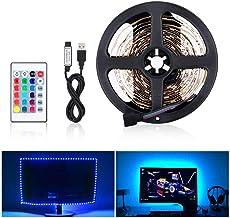 LED Tira de TV, Tiras LED Iluminación 5V 4m 120leds 5050