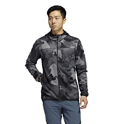 adidas Continent Camo City Hoodie (Grey) Men