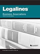 Legalines on Business Associations, Keyed to Klein, 8th