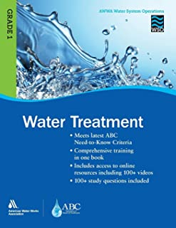 Water Treatment Grade 1 WSO: AWWA Water System Operations WSO