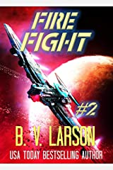 Fire Fight (Star Runner Series Book 2) Kindle Edition
