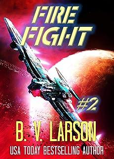 Fire Fight (Star Runner Series Book 2)