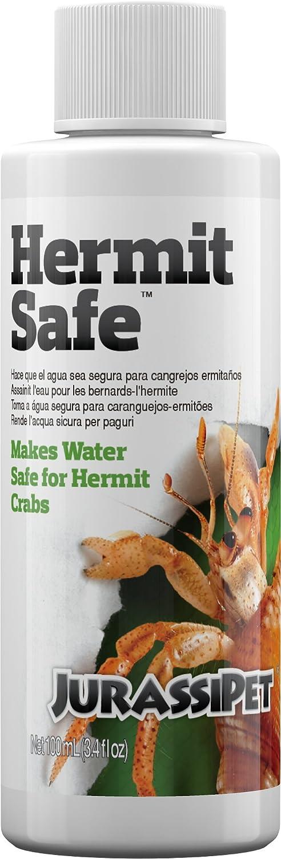 Jurassipet Hermit Safe 100 price mL oz. Fashion 3.4 fl.
