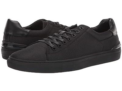 Steve Madden Triggur Sneaker (Black/Black) Men