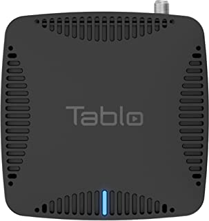 Tablo Dual LITE [TDNS2B-01-CN] Over-The-Air [OTA] Digital Video Recorder [DVR] for Cord Cutters - with WiFi, Live TV Strea...