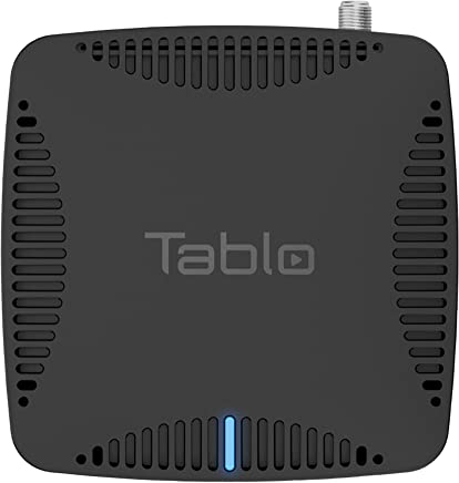 Tablo Dual LITE OTA DVR for Cord Cutters - with WiFi & Automatic Commercial Skip