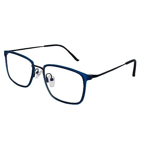 8cd87950b5 XYAS Titanium Glasses For Man And Women Unisex Super Light Retro Geek  Fashion Cool Eyeglass Clear