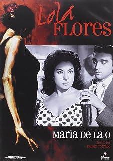 Maria de la O [DVD]