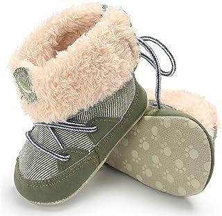 6-12 Monate//5.1 zoll Marineblau 2 gar/çon Chaussures Souple pour b/éb/é - Mejale