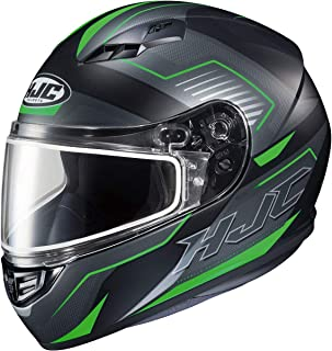 HJC CS-R3 Trion Men's Snowmobile Helmet - MC-4SF / X-Large