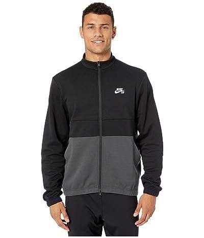 Nike SB Dri-Fit Track Jacket (Black/Anthracite/Summit White) Men