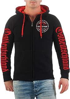 Pullover Sweatshirt OSTBLOCK pures Fahrvergnügen DDR Ostdeutschland Ossi Sprüche