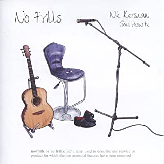 No Frills - Solo Acoustic