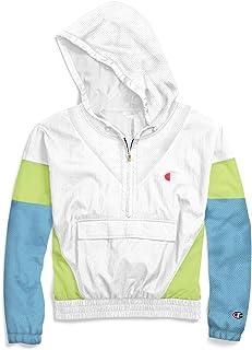 Champion womens Nylon Warm-up Jacket