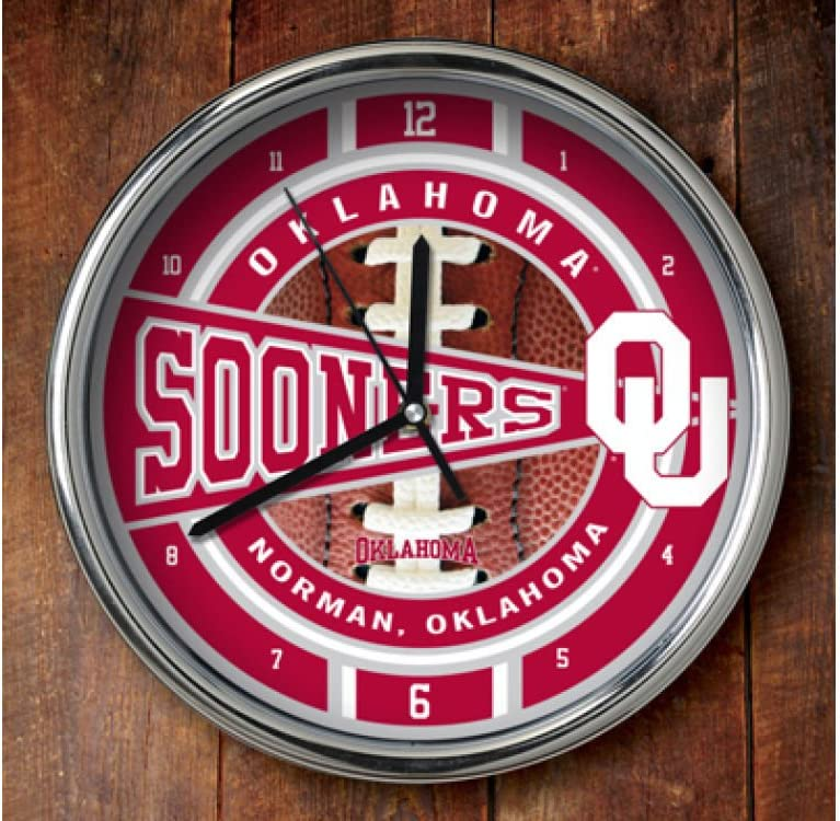 NCAA The University of Columbus Mall Oklahoma Go One Team Chrome Size Discount is also underway Clock