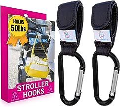 Best diaper bag clips for stroller Reviews