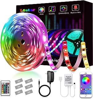 LED Strip Lights, L8star Smart Color Changing Rope Lights...