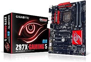 Gigabyte GAZ97XGM5-00-G - Placa Base (DDR3-SDRAM, DIMM, HDMI, USB, RJ-45)