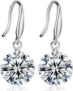 Best cz drop earrings Reviews