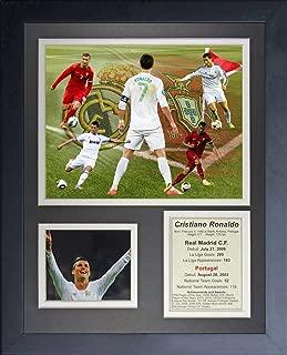 Legends Never Die Cristiano Ronaldo Collage Photo Frame, 11