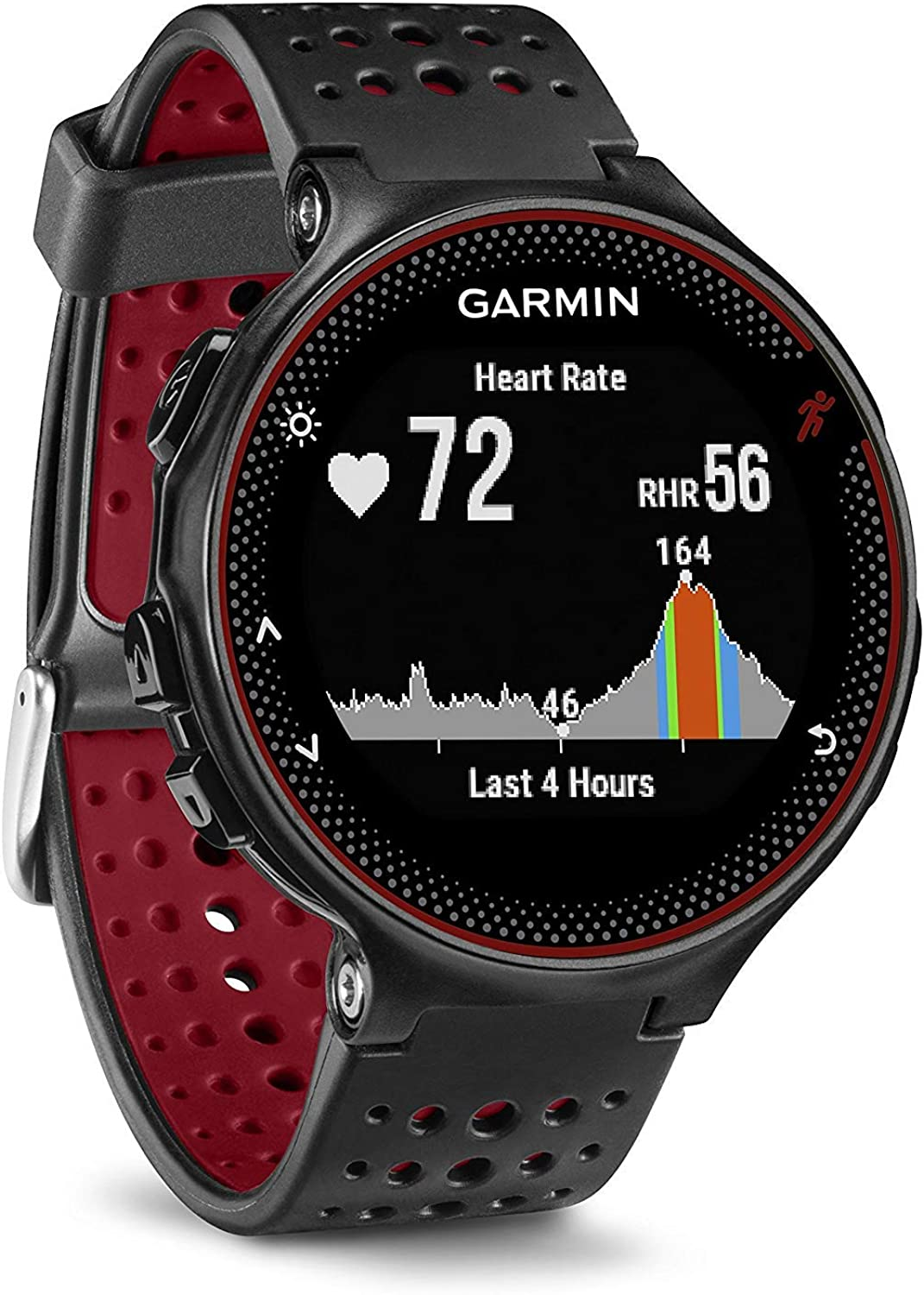 Garmin Forerunner 235 Laufuhr, Herzfrequenzmessung am Handgelenk, Smart Notifications