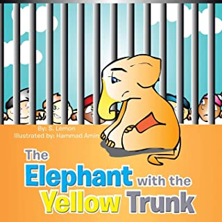 The Elephant With The Yellow Trunk