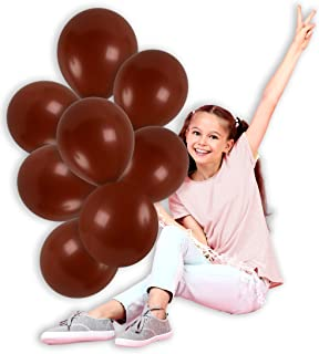 Best chocolate brown balloons Reviews