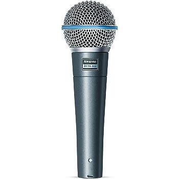 Shure BETA58A Micrófono