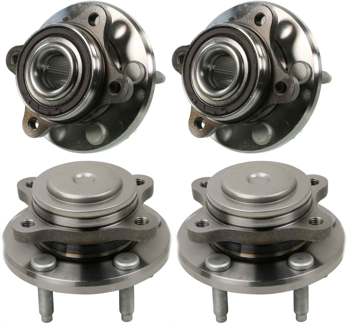 Newparts Limited Special Price Front Rear Wheel Bearing and Assemblies T Kit Cheap mail order sales Hub For