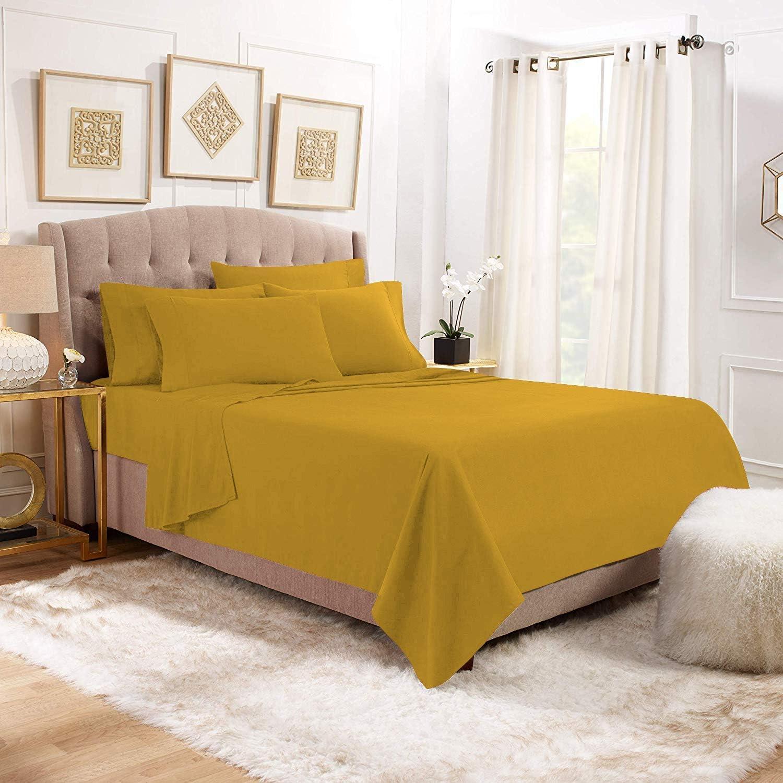 Simple Omaha Mall overseas Luxury BedFantasy Sheet Set 4 Piece 18
