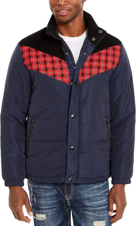 American Rag Mens Brady Winter Cold Weather Puffer Jacket