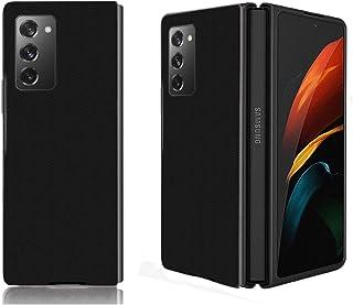 Galaxy Z fold 2 case | Slim Fit | Anti Scratches | Anti Fingerprints | PU Leather + PC Hard Cover
